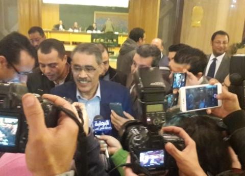 رشوان: تواصلت مع رئيس الحكومة ووزير المالية لزيادة البدل 420 جنيها