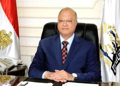 محافظ القاهرة يوجّه برفع آثار عملية الاستفتاء من الشوارع