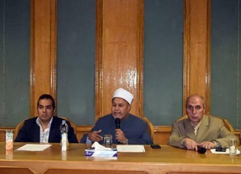 رئيس قطاع المعاهد الأزهرية يجتمع بمسؤولي المعاهد الخاصة