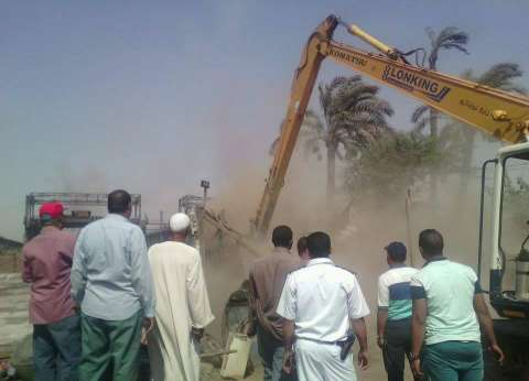 """""""الري"""": إزالة 12374 حالة تعد على النيل منذ مارس 2017"""