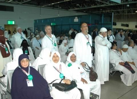 20 رحلة جوية من مطار القاهرة لنقل 5320 حاجا من مالي