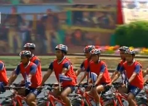 عاجل| كلية الشرطة تمنح كل طالب دراجة هوائية هدية ليمارس الرياضة