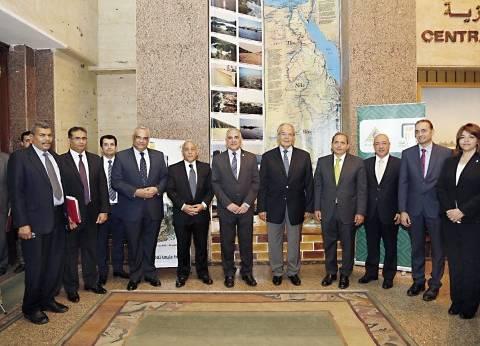 «الأهلى المصرى» يوقع بروتوكول تعاون مع «وزارة الرى» لتطوير كورنيش بولاق أبوالعلا