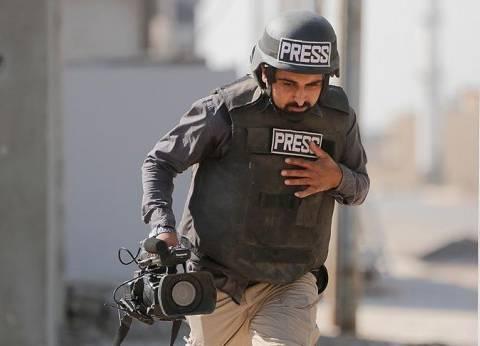 """مقتل صحفيين اثنين وإصابة 14 آخرين خلال تغطية """"معركة الموصل"""""""