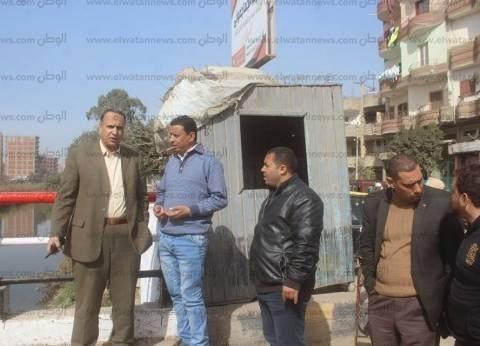 بالصور| رئيس مدينة دسوق يتفقد أعمال النظافة ورفع الإشغالات