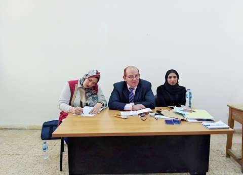 رئيس لجنة بالشيخ زايد: 3 وافدين حاولوا التصويت مرتين