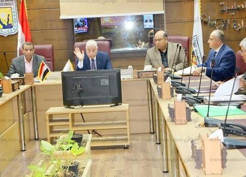 فودة يترأس اجتماع مجلس إدارة صندوق الإسكان بجنوب سيناء