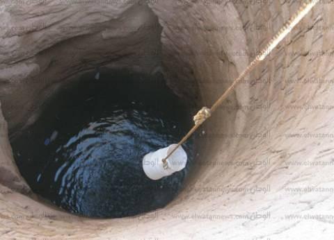 محافظ مطروح: إنشاء 20 بئرا بنجوع النجيلة وبراني لتجميع مياه الأمطار