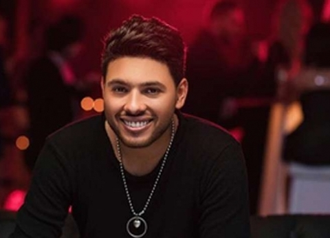 """محمد شاهين يغني تتر مسلسل """"زلزال"""" لـ محمد رمضان"""