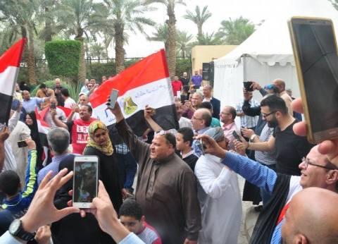 سفير مصر بتشاد: الإقبال على التصويت في انتخابات الرئاسة فاق المتوقع