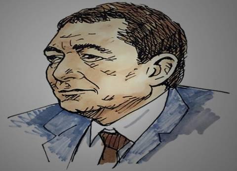 بدء صلاة الجنازة على الناقد الراحل سمير فريد