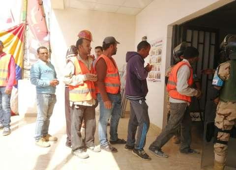 رئيس لجنة في التعديلات الدستورية: مشاركة عمال مصر غير مسبوقة
