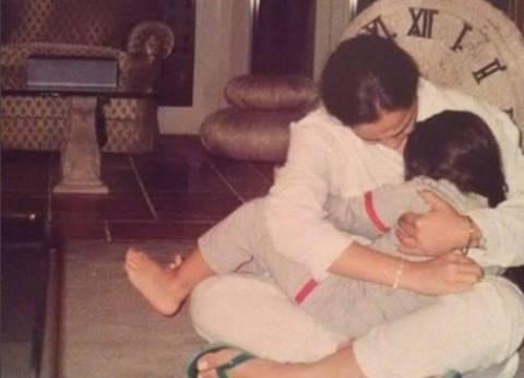 """رسالة شريهان لابنتها بعيد ميلادها: """"النهاردة كان يوم ولادتي أنا بيكي"""""""
