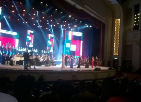 """انطلاق حفل """"القاهرة عاصمة الشباب العربي"""" بأوبربت """"القاهرة"""""""