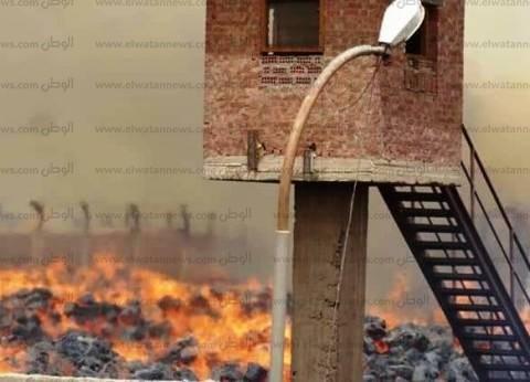 محافظ أسوان عن إخماد حريق كوم أمبو: عمل بطولي تعاون فيه جميع الجهات