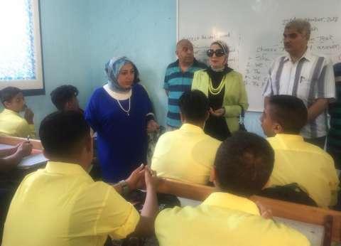 بدء الدراسة بـ78 مدرسة تعمل بنظام الفترتين في أسوان