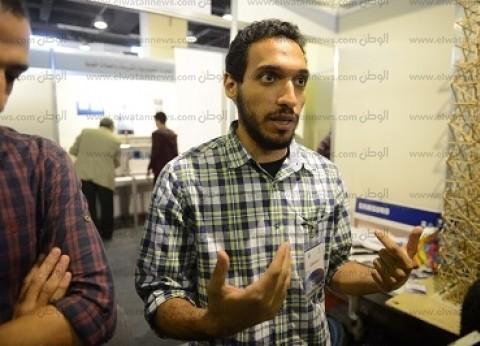 طالب بهندسة «عين شمس»: غواصة لإصلاح معدات البترول تحت المياه