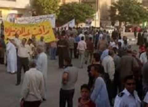 مشادات بين أنصار مرشحين في القوصية بأسيوط والشرطة تتدخل لاستكمال التصويت