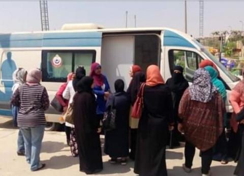 مراكز الشباب تستقبل قوافل كشف طبي ودورات دعم نفسي للوافدات السوريات