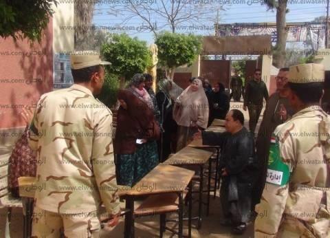 لليوم الثالث.. انتشار عناصر الجيش في كل لجان الانتخابات بالجيزة