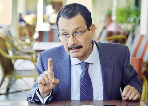 أحمد درويش: نتعامل بحرص في شرق بورسعيد باعتبارها منطقة واعدة