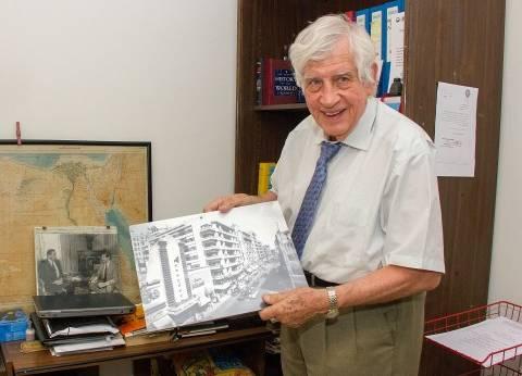 عميد المراسلين الأجانب: هاجرت فى الخمسينات مع آلاف الألمان إلى «أجمل عواصم الأرض»