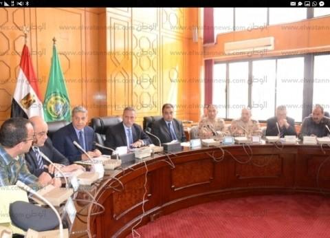 محافظ الإسماعيلية: تشكيل لجنة عليا استعدادا للاستفتاء على الدستور