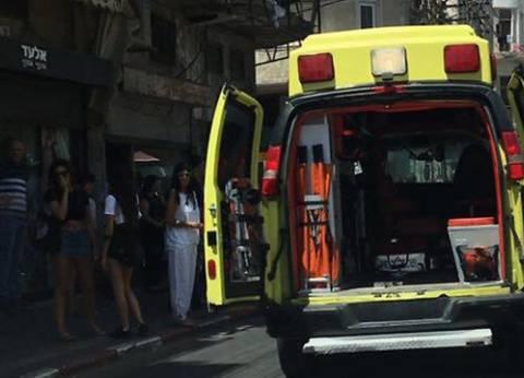 """مصرع 3 عمال دهستهم سيارة على طريق """"إسكندرية - مطروح"""" الصحراوي"""