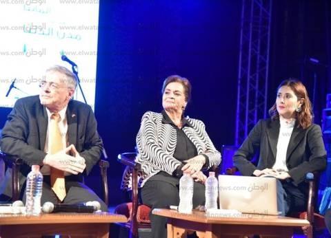 """محافظ البحيرة والسفير الألماني يشهدان ندوة """"امرأة قوية"""" في دمنهور"""