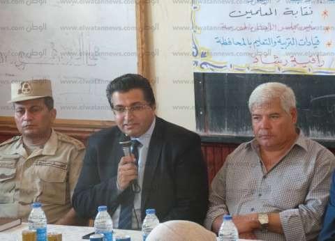 """المستشار العسكري بجنوب سيناء: """"الجيش المصرى خير أجناد الأرض"""""""
