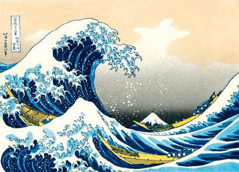 الخميس.. عرض ومناقشة فيلم وثائقي عن الفنان الياباني هوكوساي