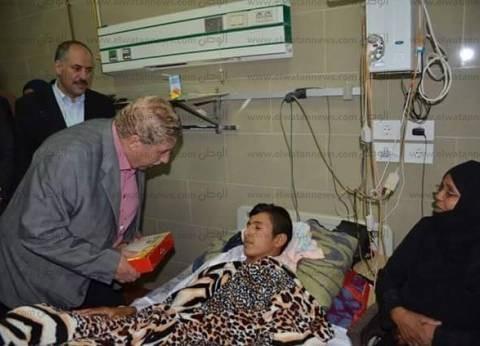 """""""تعليم شمال سيناء"""": استشهاد 51 تلميذا وموظفا بقرية """"النهضة"""" في حادث """"الروضة"""""""