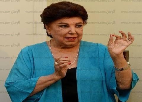 """رجاء الجداوي لـ""""الوطن"""" عن حالتها الصحية: """"أنا زي الفل"""""""