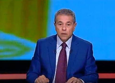 """الليلة.. توفيق عكاشة يحتفل بذكرى 30 يونيو على """"الحياة"""" و""""العاصمة"""""""