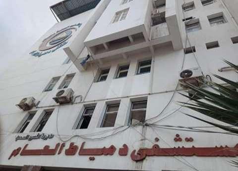 أب يتهم إدارة مستشفى في دمياط بالتسبب في شلل ابنته.. ومسؤول: ادعاءات