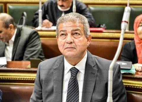 """وزير الرياضة يعتمد لائحة نظام """"المصرية لمكافحة المنشطات"""""""