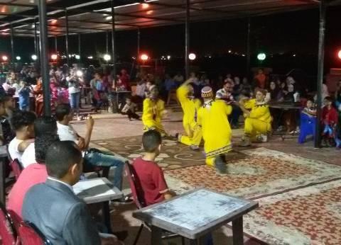 محافظ بني سويف يشارك في احتفالية نادي الإدارة المحلية بعيد الفطر