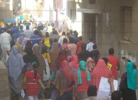مسيرة إخوانية مفاجئة تتجه إلى ميدان المطرية
