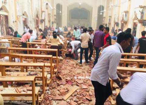 """بعد """"تفجيرات سريلانكا"""".. الكنائس تتحدى الإرهاب وتدعو للاحتفال بالأعياد"""