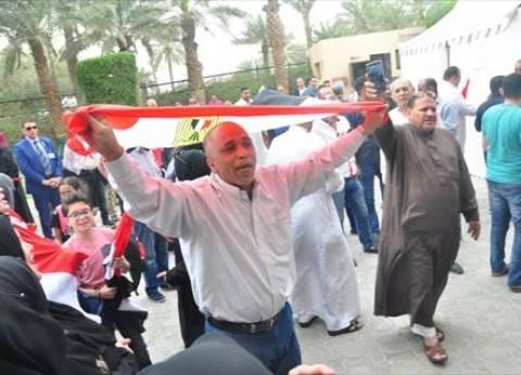 """مصريون في الأردن عن الانتخابات الرئاسية: """"عٌرس ديمقراطي"""""""