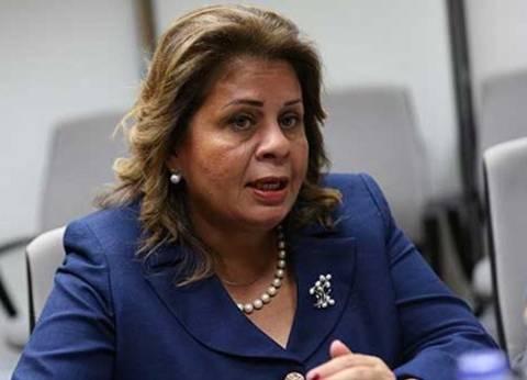 برلمانية تطالب السيسي بالتدخل لحل أزمة محمد صلاح مع اتحاد الكرة