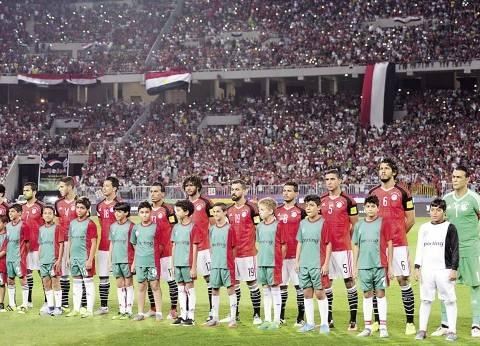 بث مباشر| مصر والكونغو في تصفيات المونديال
