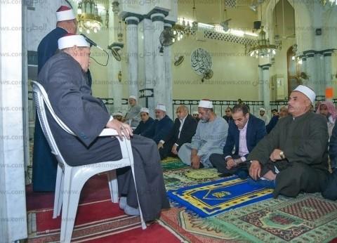 """""""أوقاف مطروح"""" تنظم أمسية دينية """"في حب رسول الله"""""""