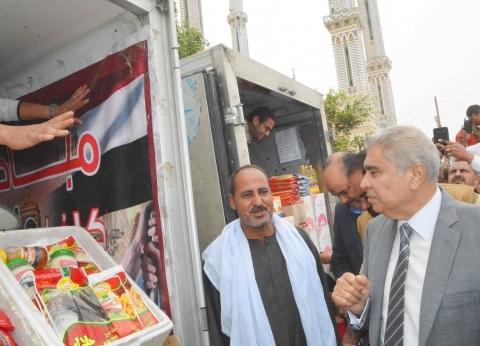 """محافظ المنيا يتابع الأنشطة في خطة """"نشر المواطنة وقبول الأخر"""" بـ 40قرية"""