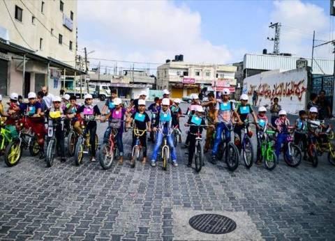 انطلاق سباق الدراجات النارية بالغردقةلتنشيط السياحة