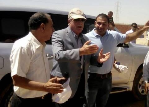 الطب البيطرى بجنوب سيناء يعلن تطبيق منظومة العلاج الاقتصادي بمزارع العجول