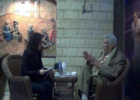 إبراهيم عبد المجيد: الأدب لا يقهر.. وثورة 19 فتحت أبواب الحرية للأجيال