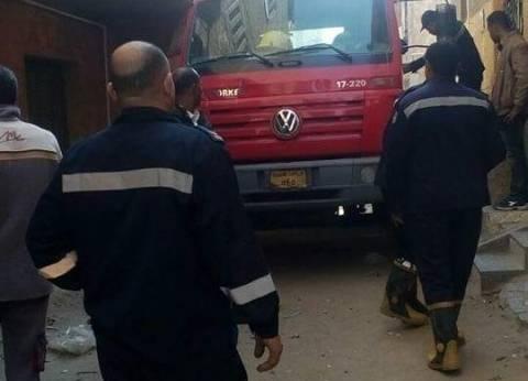 السيطرة على حريق بأحد الفنادق في السويس