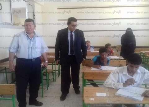 """وكيل """"تعليم جنوب سيناء"""" يطالب بتصحيح امتحانات الدور الثاني أولا بأول"""