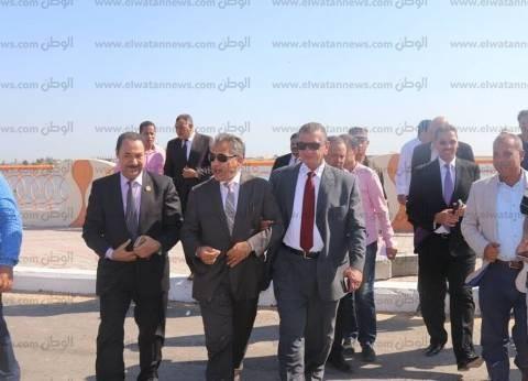 محافظ كفر الشيخ: محطة كهرباء البرلس الأكبر في الشرق الأوسط